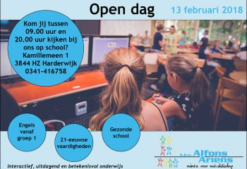 advertentie-open dag